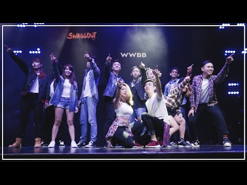 We Will Be Back (WWBB) | Swaggout 5 Showcase Night by EV Dance