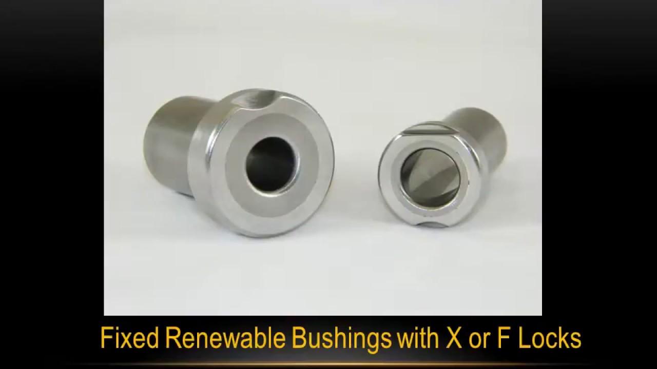 Endurance Carbide Tungsten Carbide Bushings Youtube