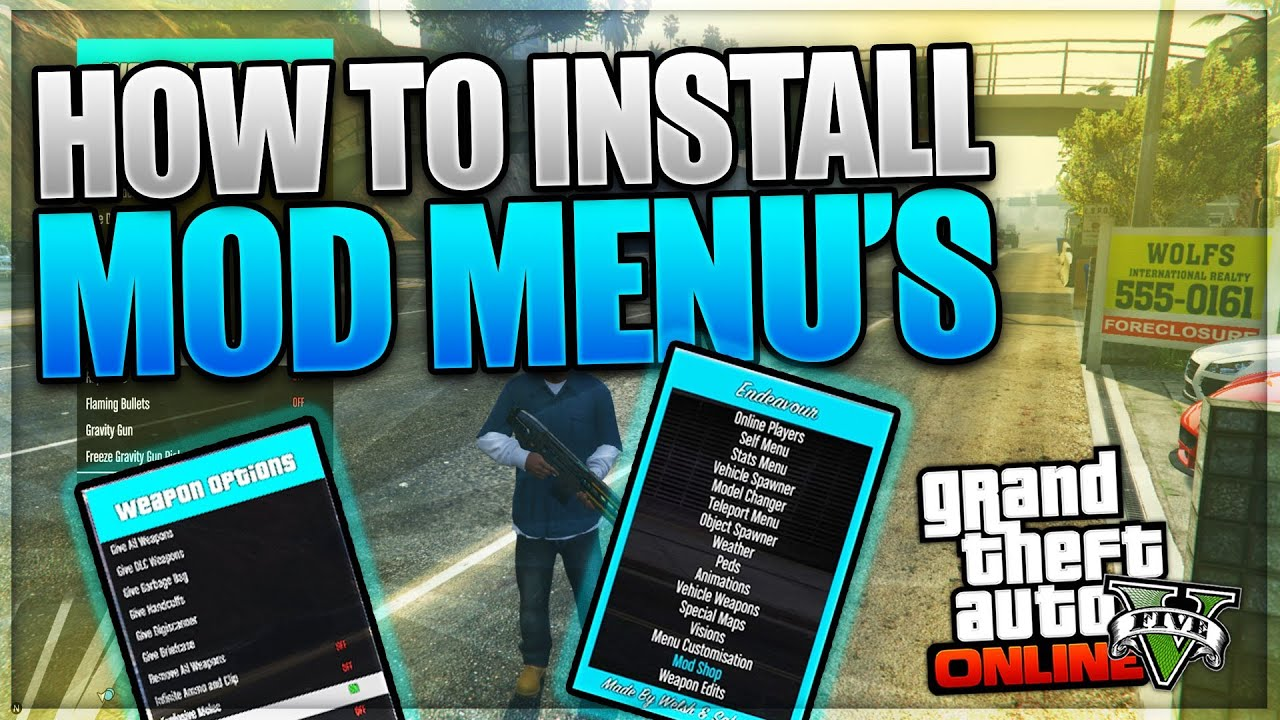 How To Install Mods On Ps3