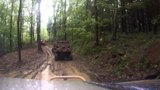 5-11-13 Calhoun County WV SXS Ride Video 4