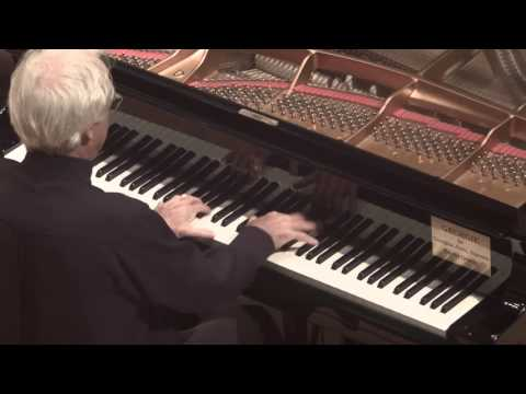 Edward Auer Solo Recital 2015 at JSoM: Part 2--Chopin