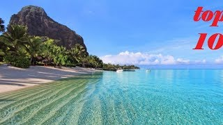 ✪أفضل 10 شواطئ في تونس Top 10 plages en Tunisie✪ 2017✪