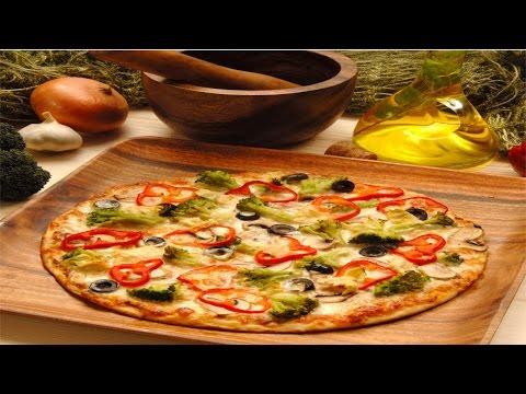Treinamento de Pizzaiolo - Pizza