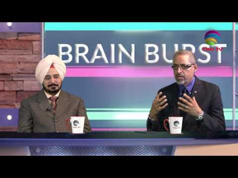 Brian Burst on Indian State Elections with Dr. Sharda - Part 2 @TAGTV