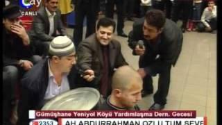 Meyhazer Yeniyol Köyü CAY TV de bolum 2 CAY TV-2