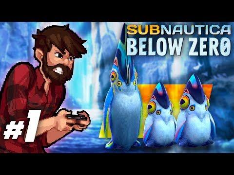 What Lies Below The Ice? Subnautica Below Zero Early Access