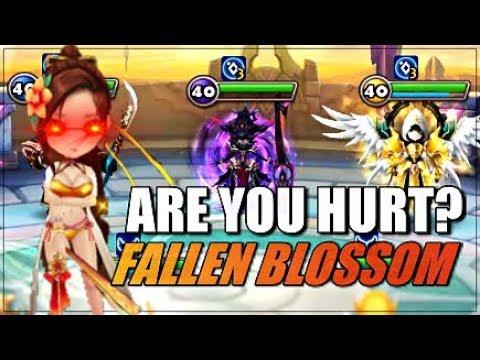 Download God Chasun & New Katarina Team vs Vivachel in Siege | Summoners War