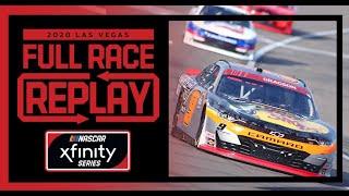 Alsco 300 from Las Vegas Motor Speedway | NASCAR Xfinity Series Full Race Replay