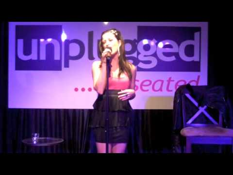 Joanna Pacitti sings Time After Time