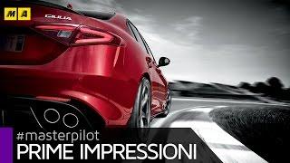 Alfa Romeo GIULIA Quadrifoglio AT8 | Prime impressioni