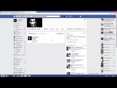 Como eliminar grupo de Facebook