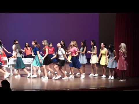 Legally Blonde - RIS Spring 2016 Musical - FullShow