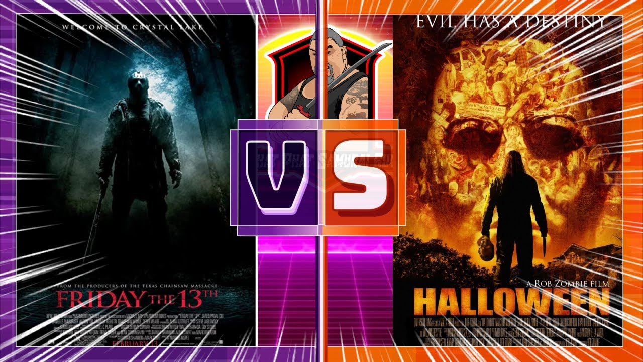 Download VERSUS Ep.33: FRIDAY THE 13TH (2009) VS. HALLOWEEN (2007)