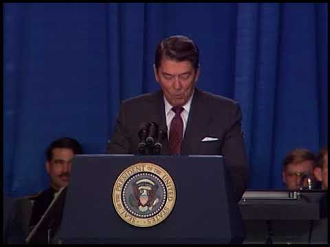 President Reagan's Remarks at the 1987 Reagan Administration Executive Forum on March 30, 1987