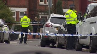 Woman shot in London counterterrorism raid