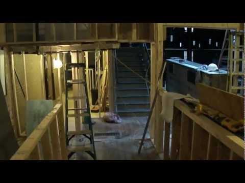 Vignola and Cinque Terre Restaurant renovation in Portland, Maine