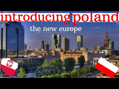 Discover Poland Today. Economy, People. Things You Didn't Know About. Visit Warsaw Krakow Poland.