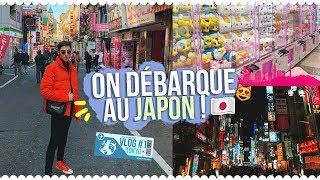 ON DÉBARQUE À TOKYO! 🇯🇵