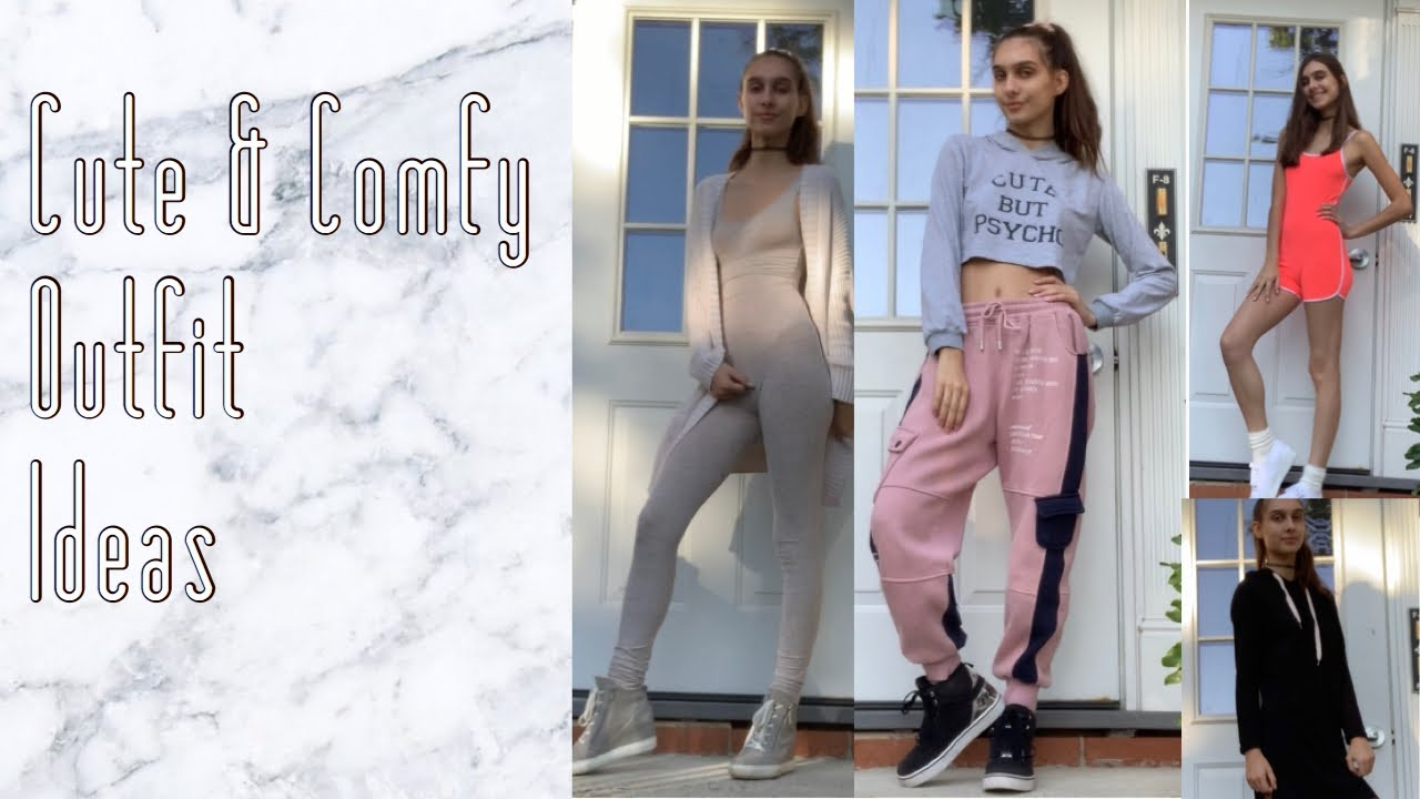 [VIDEO] - Cute And Comfy Outfit Ideas (LookBook) 2