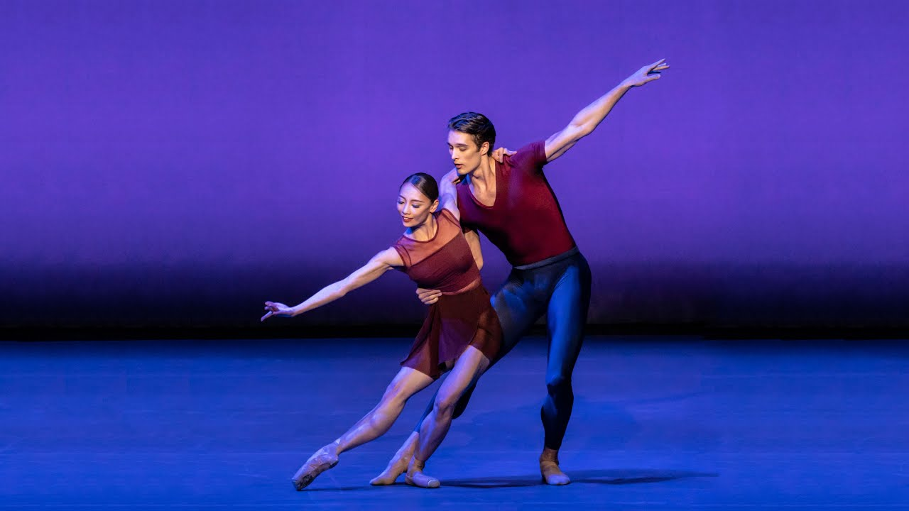 British Ballet Charity Gala – Scherzo (Mariko Sasaki, Lukas Bjørneboe Brændsrød; The Royal Ballet)