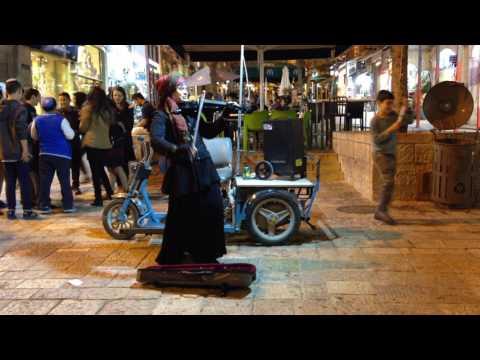 City LIfe - Israel