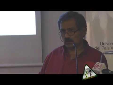 instalacion Constituyente exiliados - conferencia: operacion europa por Hernando Calvo Ospina