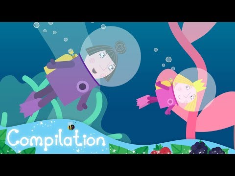 Ben And Holly's Little Kingdom   1 Hour Episode Compilation #8