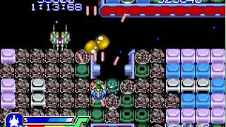 Super Star Shooter Advance (GBA)