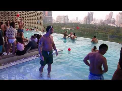 SOFITEL SO - BANGKOK - THAILAND'S COOLEST POOL PARTY