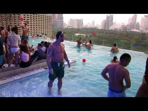 SOFITEL SO - BANGKOK - THAILAND'S COOLEST POOL PARTY