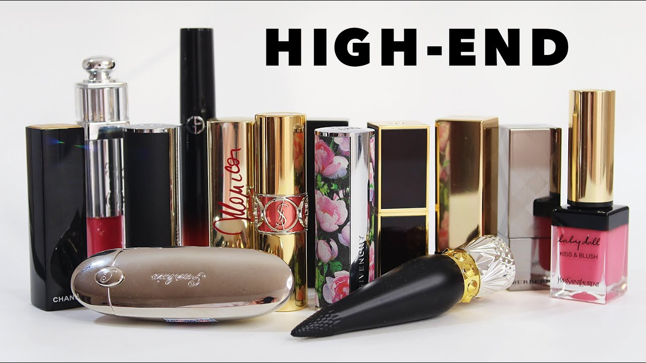 swatch review high end lipstick collection part 1 with cc engsub youtube. Black Bedroom Furniture Sets. Home Design Ideas