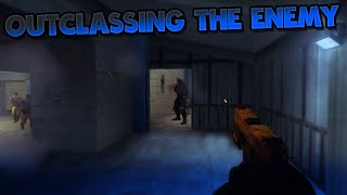 CS GO - E159 Outclassing The Enemy