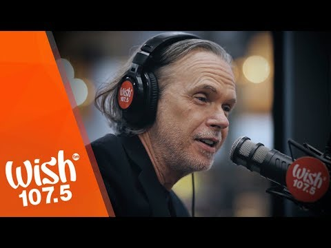 "Rick Price Performs ""Heaven Knows"" LIVE On Wish 107.5 Bus"