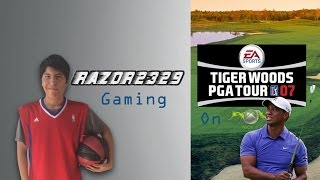 Tiger Woods PGA Tour 07 Gameplay With Commentary