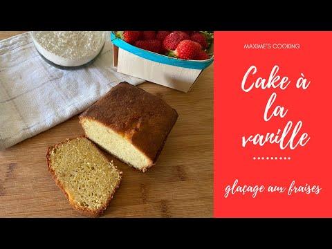 comment-faire-le-cake-À-la-vanille-de-cyril-lignac?🥧