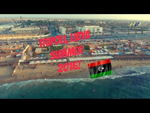 Tripoli, Libya Summer 2k16