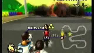 Mario Kart Wii- Mach Rider