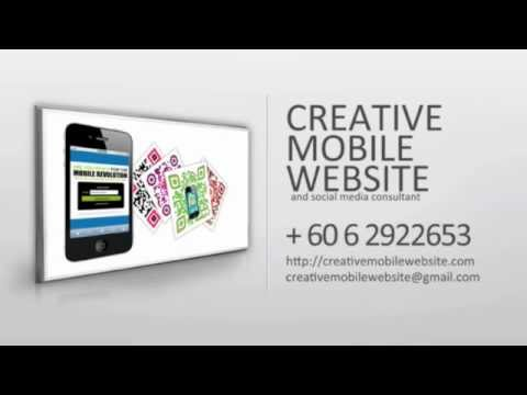Malaysia Creative Mobile Web Design - Creative QR Codes For Branding and Mobile Marketing