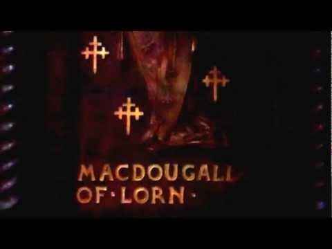 MacDougall of Lorne Coat Of Arms St Conan's Kirk Loch Awe Argyll Scotland