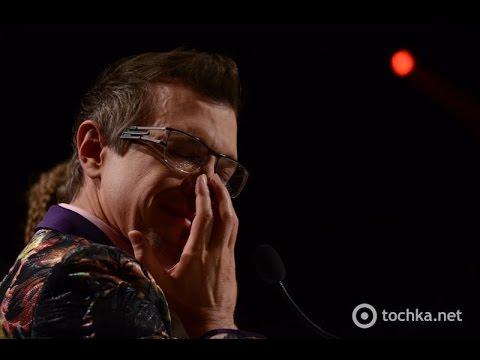 Х-фактор-5 Сергей Соседов расплакался в прямом эфире Второй прямой эфир15.11.2014