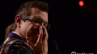 «Х-фактор-5» /Сергей Соседов расплакался в прямом эфире /Второй прямой эфир(15.11.2014)