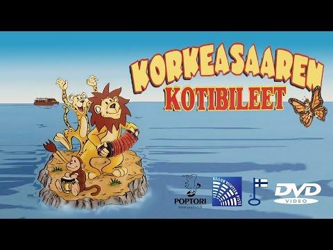 Korkeasaaren kotibileet - Jänöjussin mäenlasku