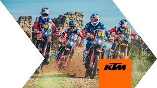 DAKAR 2019 IS COMING: KTM IS READY TO RACE | KTM