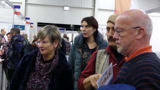 Impressie van de Emigratiebeurs 2019 in Houten