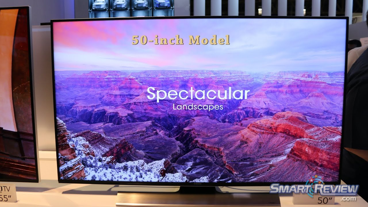 ces 2014 samsung hu8550 series 4k uhd tv lineup led 4k. Black Bedroom Furniture Sets. Home Design Ideas