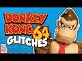 Walls Aren't Real - Glitches in Donkey Kong 64 - DPadGamer