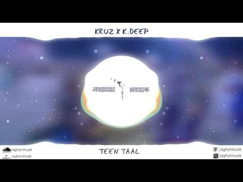Latest Dj garba 2018 | Teen Taal (prod.by kruz) | kruz x k | Aghori muzik
