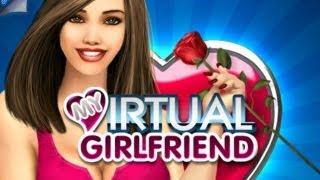 My Virtual Girlfriend - IPhone & IPad Gameplay Video