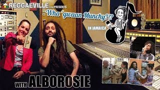 Wha' Gwaan Munchy?!? #10 ★ ALBOROSIE [March 2014]
