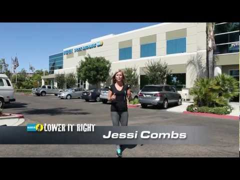 Lower It Right with Jessi Combs